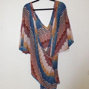 Missoni Multicolored Dress Cover Up/ Dress
